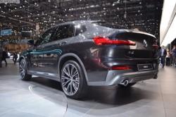 BMW X4 Genf 2018<small>&copy BMW AG</small>
