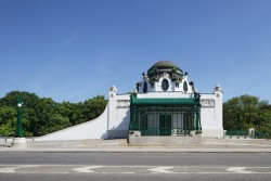 Otto Wagner Hofpavillon Hietzing, Subway Station<small>&copy Wien Museum / Photo: Wolfgang Thaler</small>
