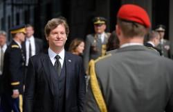 Trevor Traina, US Ambassador to Austria<small>&copy www.bundespraesident.at / Clemens Schwarz / HBF</small>