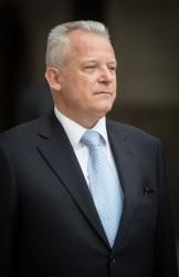 Botschafter von Montenegro, Zeljko Perovic<small>&copy www.bundespraesident.at / Daniel Trippolt / HBF</small>