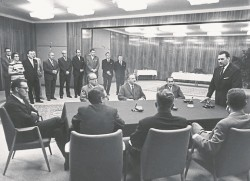 50 years natural gas supply contract signing - contract<small>&copy OMV Aktiengesellschaft</small>