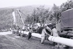 50 years natural gas supply contract signing - pipeline<small>&copy OMV Aktiengesellschaft</small>