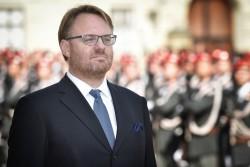 Ambassador of Denmark to Austria - H.E. Mr. René Dinesen<small>&copy www.bundespraesident.at / Peter Lechner / HBF</small>