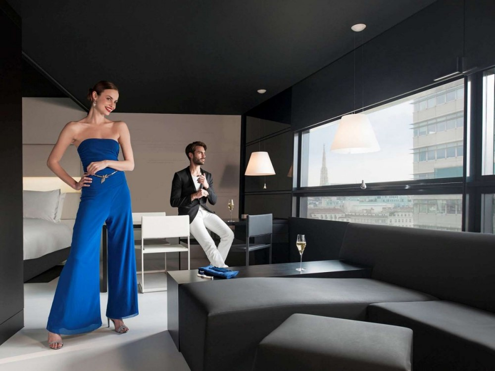 The Rooms - Sofitel Vienna Stephansdom<small>© Accor Hotels /Sofitel Vienna Stephansdom</small>
