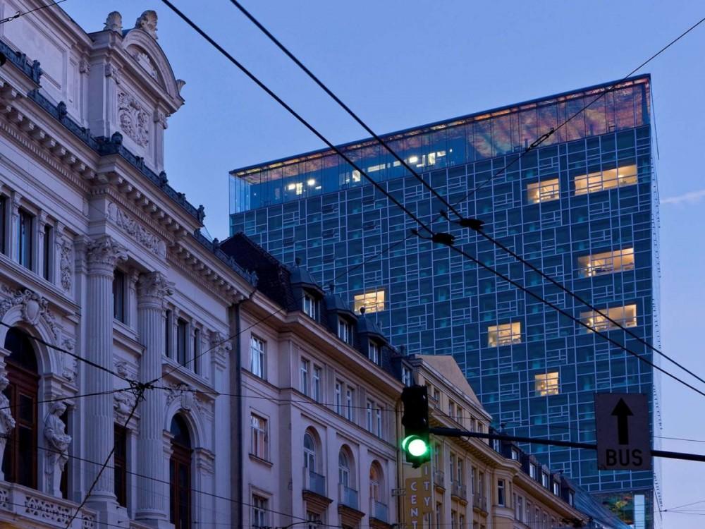 The Exterior - Sofitel Vienna Stephansdom<small>© Accor Hotels /Sofitel Vienna Stephansdom</small>
