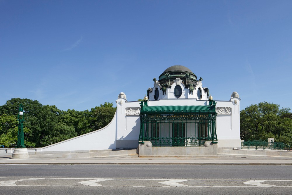 Otto Wagner Hofpavillon Hietzing, Subway Station<small>© Wien Museum / Photo: Wolfgang Thaler</small>