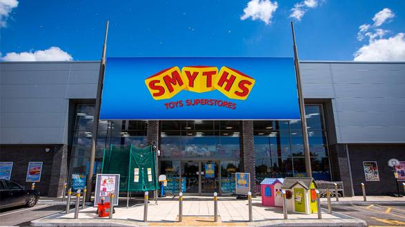 Smyths Toys Superstore<small>© Smyths Toys NI Ltd</small>