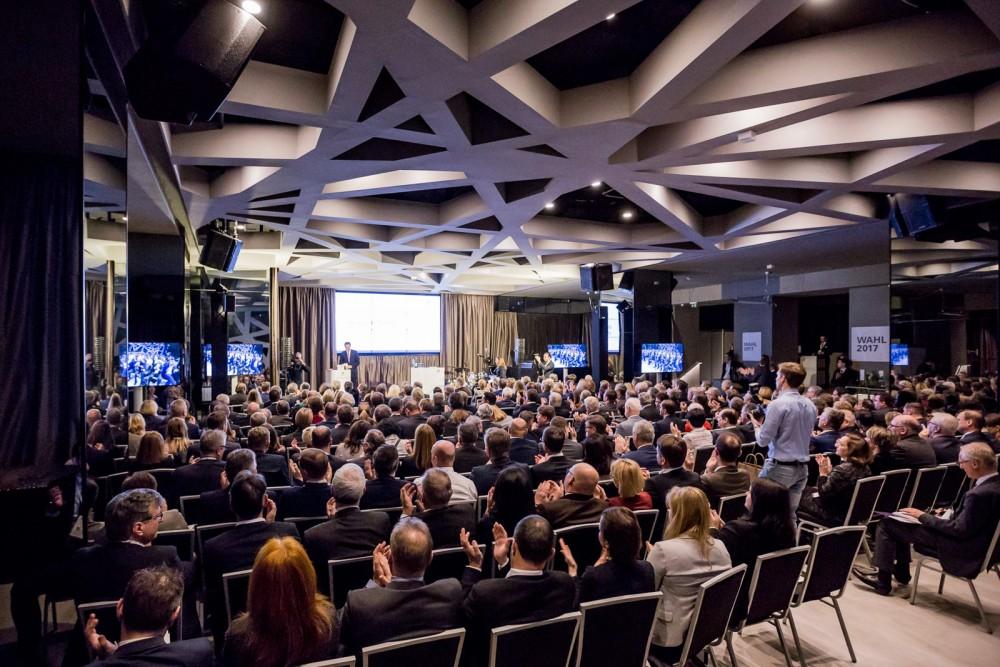 Wertheim Saal<small>© Schwarzenbergplatz Event GmbH / Palais Wertheim</small>