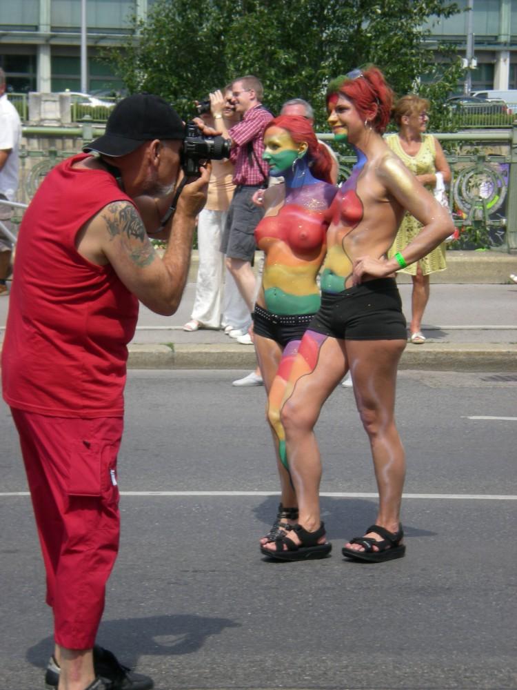 Vienna Pride March (Regenbogenparade)<small>© Vindobona</small>