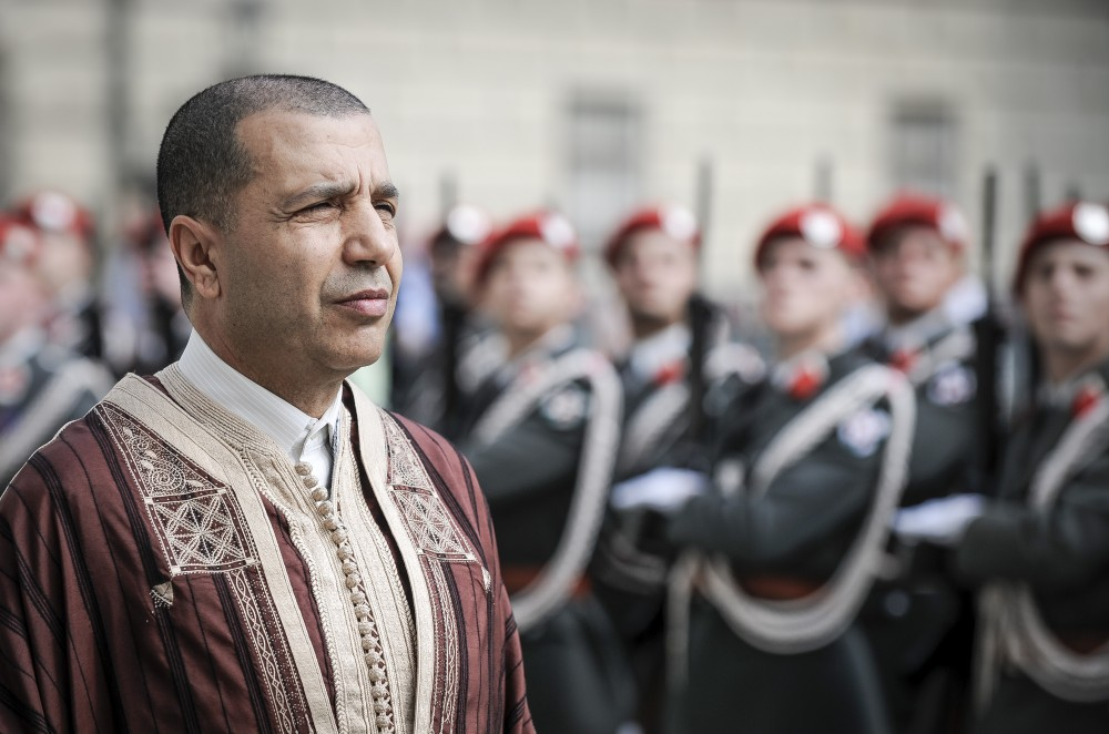 Mohamed Mezghani, Ambassador of the Republic of Tunisia<small>© www.bundespraesident.at / Clemens Schwarz / HBF</small>