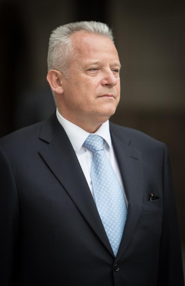 Botschafter von Montenegro, Zeljko Perovic<small>© www.bundespraesident.at / Daniel Trippolt / HBF</small>