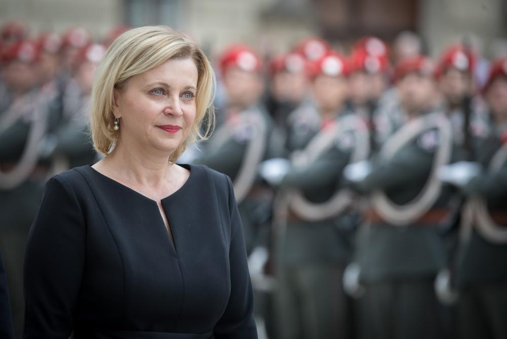 Botschafterin der Tschechischen Republik, Ivana Cervenková<small>© www.bundespraesident.at / Daniel Trippolt / HBF</small>