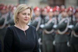 Botschafterin der Tschechischen Republik, Ivana Cervenková<small>&copy www.bundespraesident.at / Daniel Trippolt / HBF</small>