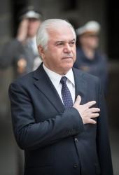 Botschafter der Republik Irak, Jabir Habeb Jabir Hemaidawi<small>&copy www.bundespraesident.at / Daniel Trippolt / HBF</small>