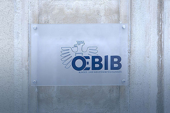 ÖBIB Logo<small>© Austrian State and Industrial Holding Limited</small>