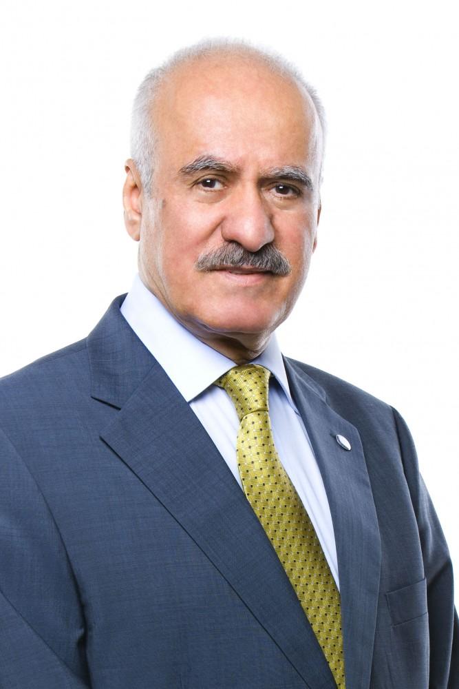 Suleiman J Al-Herbish, OFID Director-General 2003-2018<small>© Wikimedia Commons / UnitingAgainstPoverty [CC BY-SA 3.0]</small>