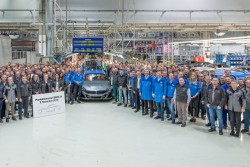 Production start of the new BMW Roadster in Graz.<small>© BMW Group / BMW Austria Gesellschaft mbH</small>