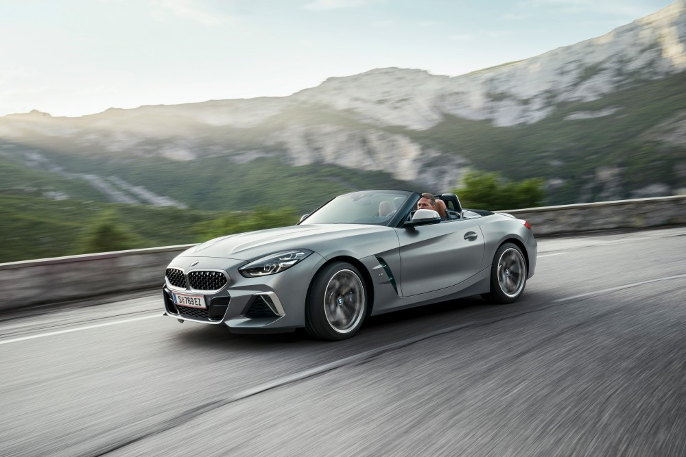 BMW - Z4 - Made in Austria 2018<small>© BMW Group / BMW Austria Gesellschaft mbH</small>