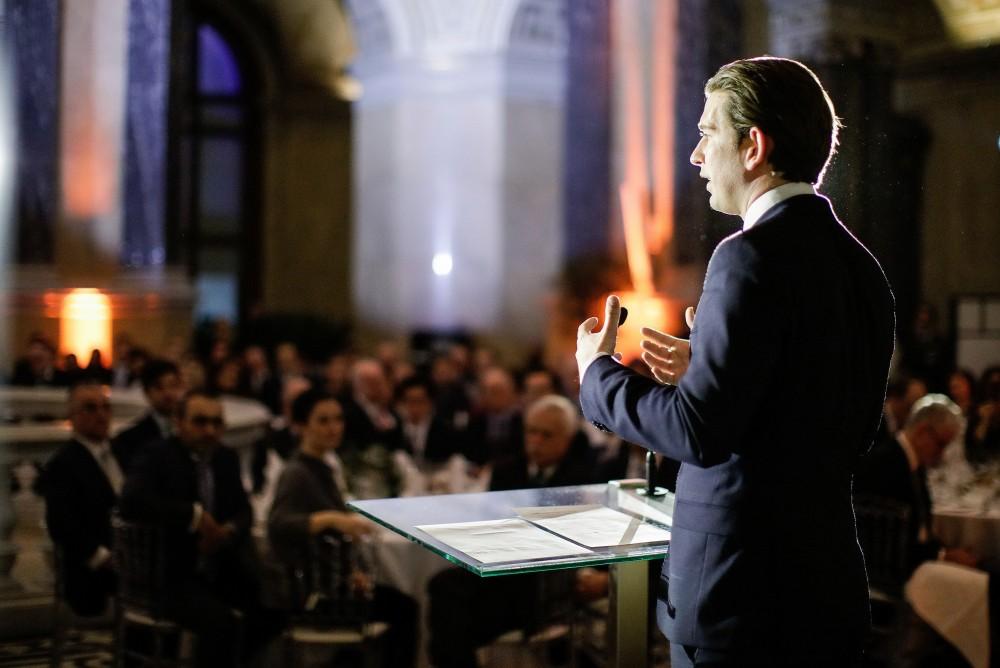 Antisemitismuskonferenz - Evening Event<small>© Bundeskanzleramt (BKA) / Andy Wenzel</small>