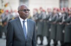 Ambassador of the Togolese Republic: H.E. Mr. Komi Bayédzè Dagoh<small>&copy www.bundespraesident.at / Carina Karlovits / Daniel Trippolt/HBF</small>