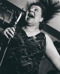 Lisette Model - Singer at the Metropole Café, New York City 1946<small>© Westlicht / Estate of Lisette Model</small>