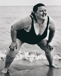 Lisette Model - Coney Island Bather, New York City 1939<small>© Westlicht / Estate of Lisette Model</small>