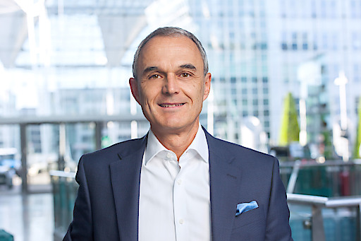 Country General Manager Hilton Austria: Norbert B. Lessing<small>© Hilton / Bernd_Ducke</small>