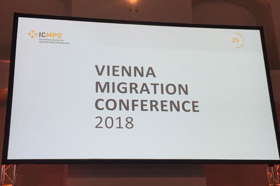Vienna Migration Conference 2018<small>© Vienna Migration Conference</small>