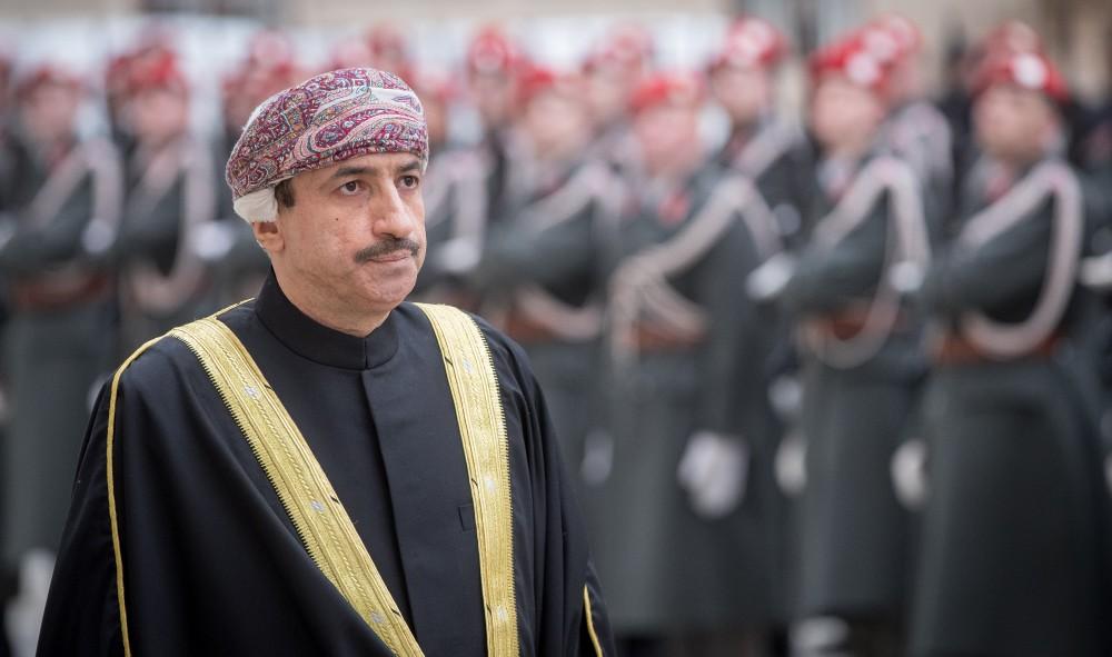 Omani Ambassador in Vienna: H.E. Mr. Yousuf Ahmed Hamed Aljabri<small>© Carina Karlovits and Daniel Trippolt/HBF</small>