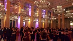 WU Vienna University of Economics and Business Ball 2019<small>© Vindobona.org</small>