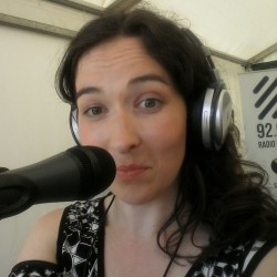 Rosie MacLeod, East London Radio<small>&copy Rosie MacLeod</small>