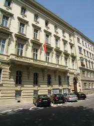 Chinese Embassy Vienna, Palais Bratmann<small>© Wikimedia Commons / Erich Schmid [CC BY-SA 3.0]</small>