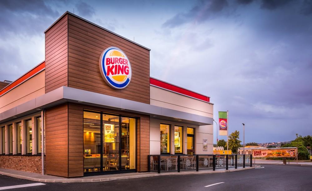 Burger King Restaurant<small>© BURGER KING®</small>