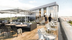 Andaz Vienna Am Belvedere - Skybar-Terrace<small>© Hyatt Corporation / Andaz Vienna Am Belvedere</small>