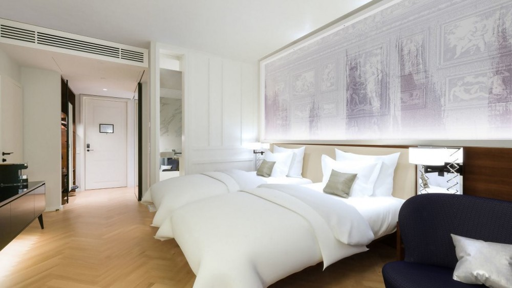 Andaz Vienna Am Belvedere - Double Room<small>© Hyatt Corporation / Andaz Vienna Am Belvedere</small>