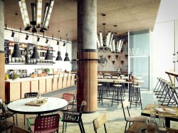 Andaz Vienna Am Belvedere - Cyclist Bar<small>© Hyatt Corporation / Andaz Vienna Am Belvedere</small>