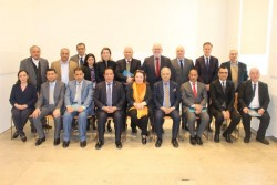 Expert's Round Table on the Reconstruction of the City of Mosul<small>© Austro-Arab Chamber of Commerce (AACC)</small>