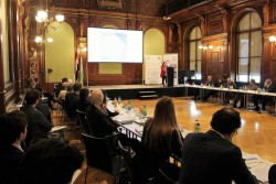 Austro-Arab Chamber of Commerce (AACC)<small>© Expert's Round Table on the Reconstruction of the City of Mosul</small>