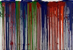 Hermann Nitsch: Schüttbild, 2005<small>&copy Albertina, Wien. Sammlung Essl © Bildrecht, Wien, 2019</small>