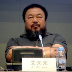 Ai Weiwei<small>© Wikimedia Commons / Andy Miah [CC BY-SA 2.0]</small>