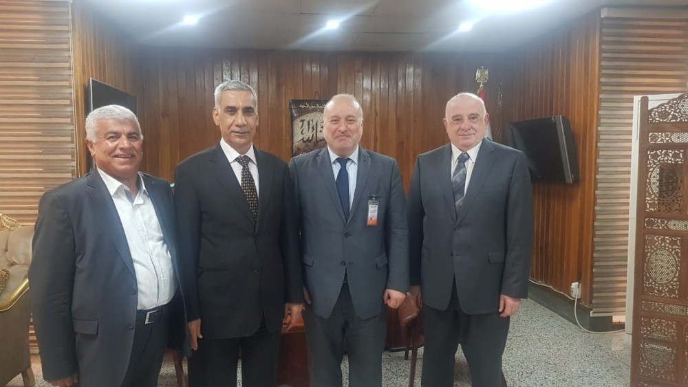 AACC Meeting at the Ministry of Electricity<small>© Austro-Arab Chamber of Commerce (AACC)</small>