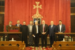 AACC Visit of Armenian Orthodox Church<small>© Austro-Arab Chamber of Commerce (AACC)</small>