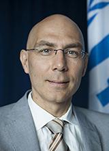 Dr. Volker Türk<small>© UN United Nations</small>