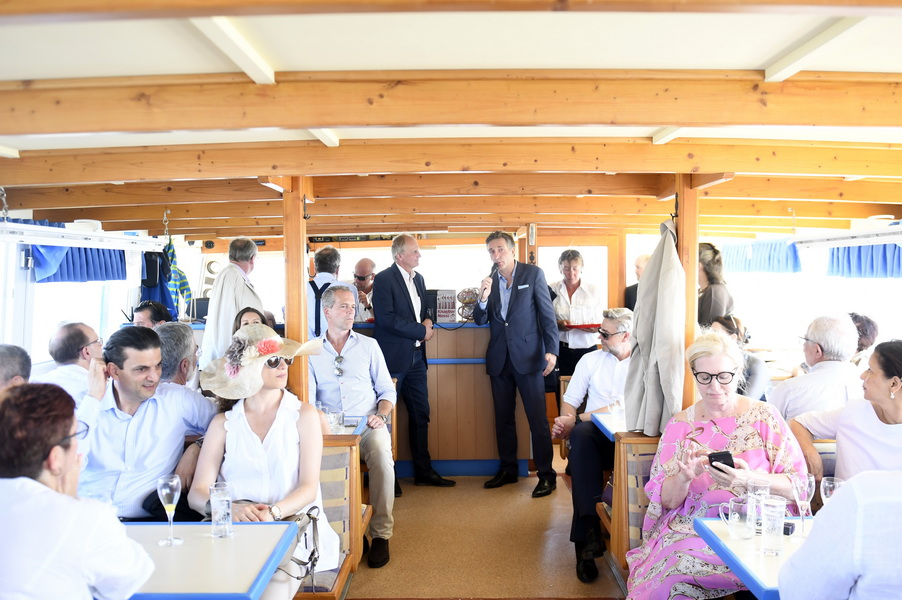 Diplomatic Excursion 2019 to Lake Neusiedl<small>© BMEIA / Mahmoud / Flickr Attribution 2.0 Generic (CC BY 2.0)</small>