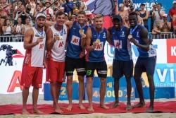 Beach Volleyball - Vienna Major 2019 on the Danube Island<small>© ACTS Sportveranstaltungen & Beach Majors / Martin Steinthaler</small>
