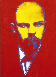 Andy Warhol, Lenin, ca. 1986<small>© The Heidi Horten Collection</small>