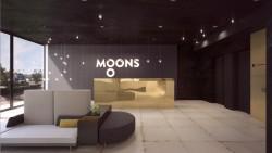 MOOONS Hotel Vienna - Lobby<small>© MOOONS Operations Alpha GmbH / ARCOTEL Hotels</small>