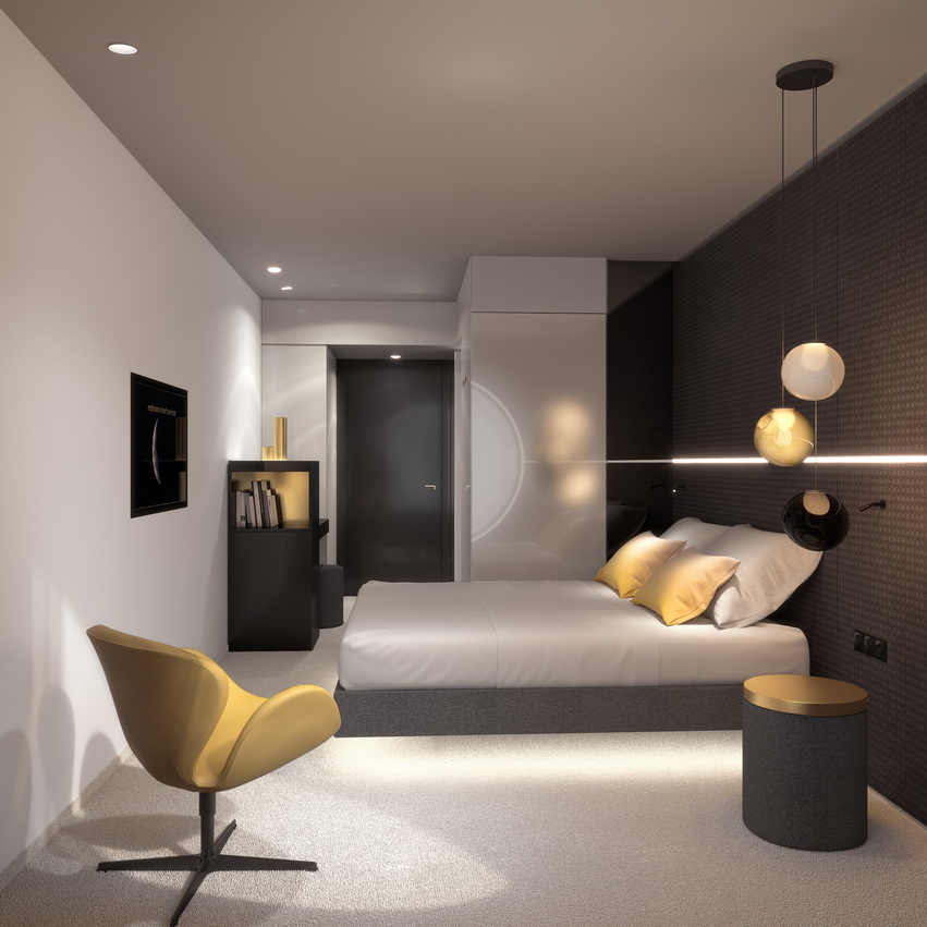 MOOONS Hotel Vienna -  Room 1<small>© MOOONS Operations Alpha GmbH / ARCOTEL Hotels</small>