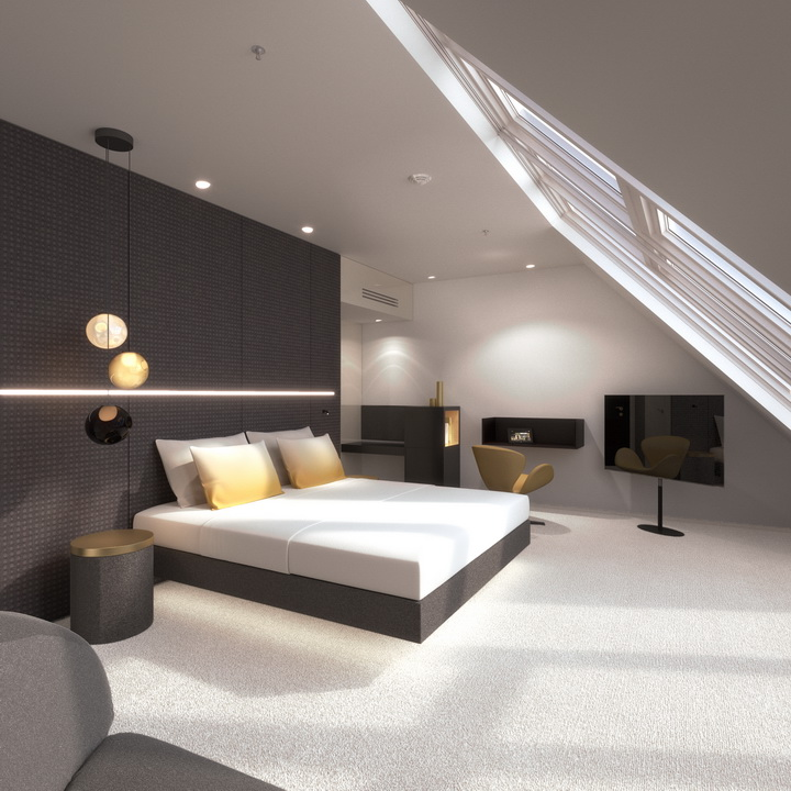 MOOONS Hotel Vienna - DGZimmer_1<small>© MOOONS Operations Alpha GmbH / ARCOTEL Hotels</small>