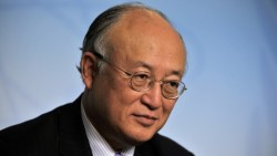 IAEA Nuclear Watchdog Chief Yukiya Amano Died at 72<small>© IAEA International Atomic Energy Agency</small>